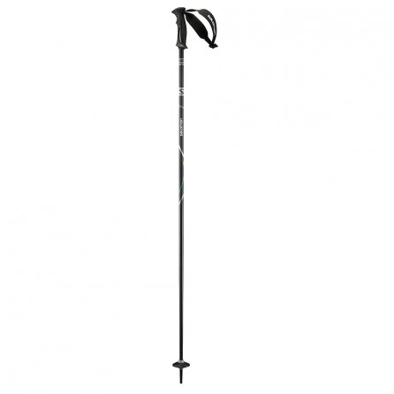Salomon Shiva Ski Pole (Women's) - Black