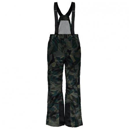 Spyder Dare Athletic Insulated Ski Pant (Men's) - Camo Guard