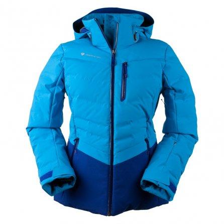 Obermeyer Cosima Down Ski Jacket (Women's) - Polar Blue