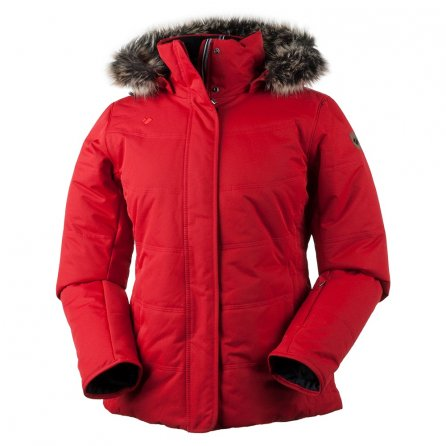 Obermeyer Tuscany Insulated Ski Jacket (Women's) - Crimson
