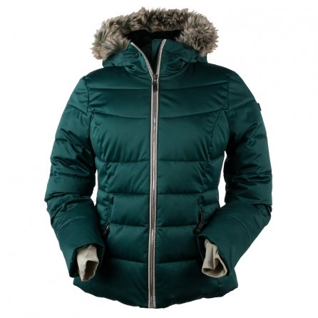 Obermeyer Bombshell Jacket (Women's) - Glamp Green