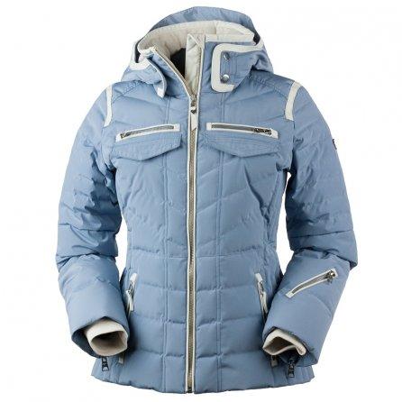 Obermeyer Devon Down Ski Jacket (Women's) - Washed Indigo