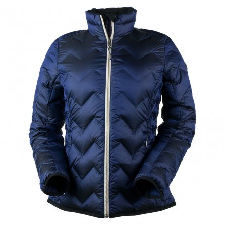 Obermeyer Del Down Insulator Jacket (Women's) - Resort at Midnight