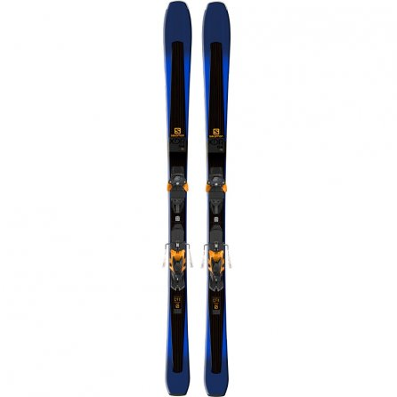Salomon XDR 84 Ti Ski System with Warden MNC 13 Bindings (Men's) -