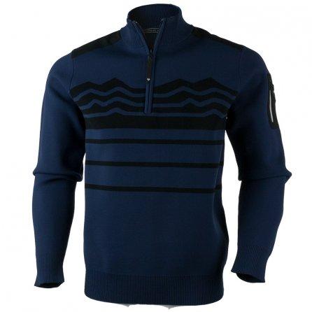 Obermeyer Tera Half-Zip Sweater (Men's) - Storm Cloud