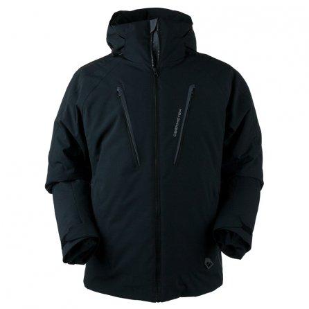 Obermeyer Foundation Insulated Ski Jacket (Men's) - Black