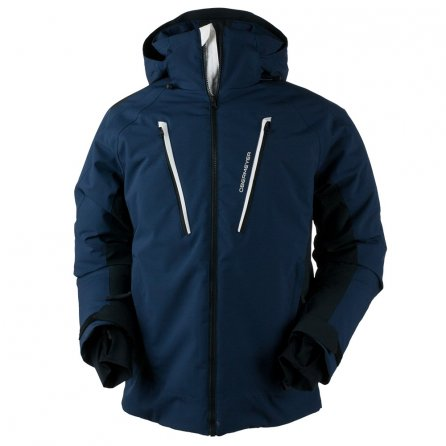 Obermeyer Foundation Insulated Ski Jacket (Men's) - Storm Cloud