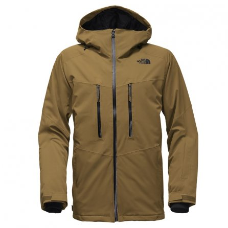 The North Face Chakal Insulated Ski Jacket (Men's) - Military Olive