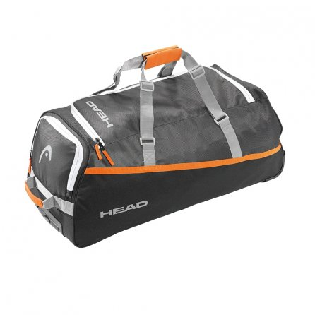 Head Travel Wheeled Duffel Bag - Black