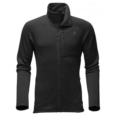 The North Face Flux 2 Power Stretch Full Zip Jacket (Men's) - TNF Black