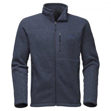 The North Face Gordon Lyons Full Zip Fleece Jacket (Men's) - Urban Navy Heather