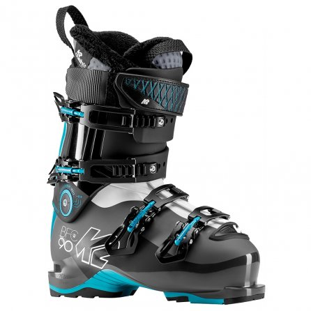 K2 BFC 90 Ski Boots (Women's) - Black/Blue