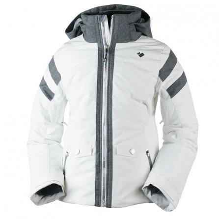 Obermeyer Dyna Ski Jacket (Girls') - White