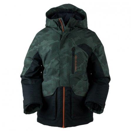 Obermeyer Gage Ski Jacket (Boys') - Bit Camo