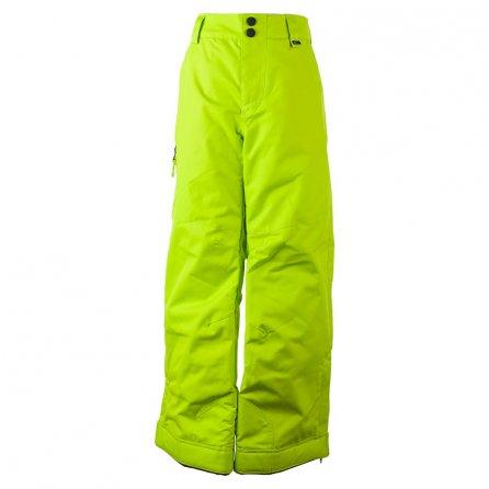 Obermeyer Brisk Ski Pant (Boys') - Green Flash