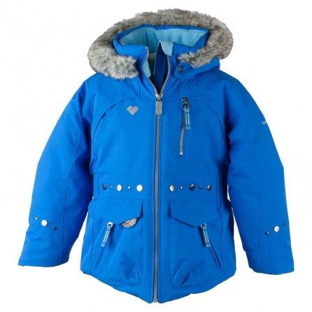 Obermeyer Taiya Ski Jacket (Little Girls') - Stellar Blue