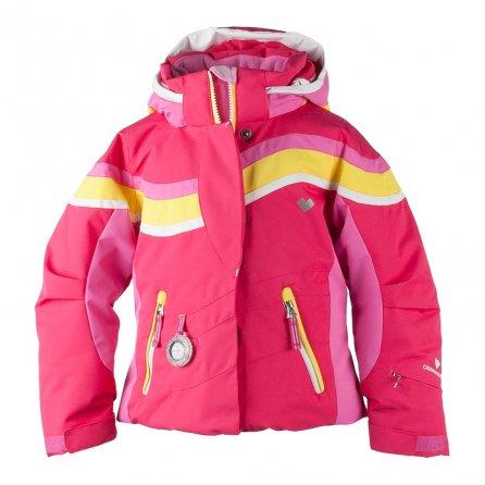 Obermeyer North-Star Ski Jacket (Little Girls') - Smitten Pink
