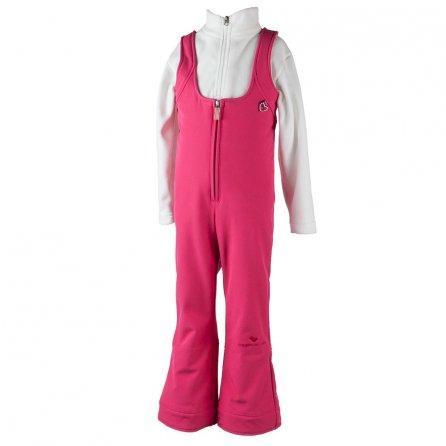 Obermeyer Snell Stretch Ski Pant (Little Girls') - Smitten Pink