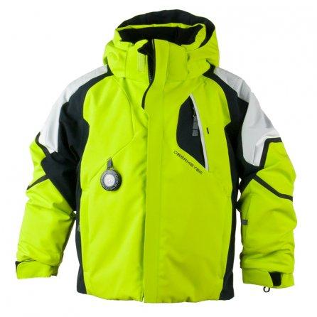 Obermeyer Patrol Ski Jacket (Little Boys') - Green Flash