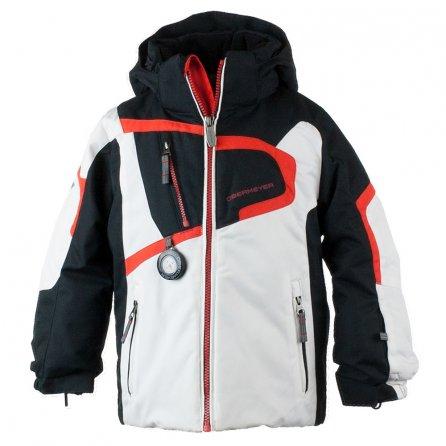 Obermeyer Super G Ski Jacket (Little Boys') - White