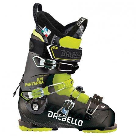 Dalbello Panterra 100 Boot Ski Boots (Men's) - Black/Acid Yellow