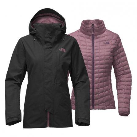 The North Face Alligare Tricimate Ski Jacket (Women's) - TNF Black