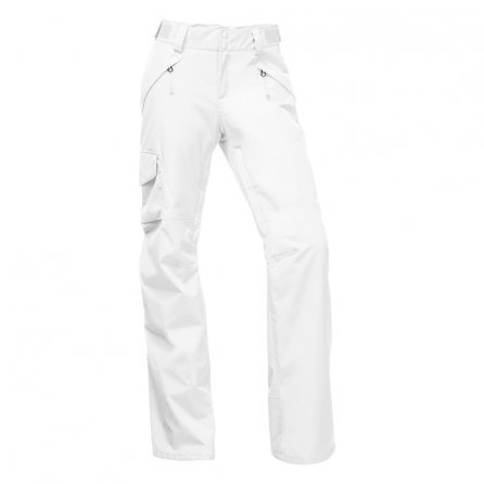The North Face Freedom Insulated Ski Pant (Women's) - TNF White