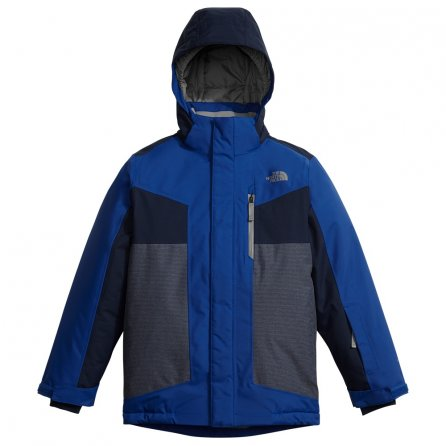 The North Face Axel Insulated Ski Jacket (Boys') - Bright Cobalt Blue