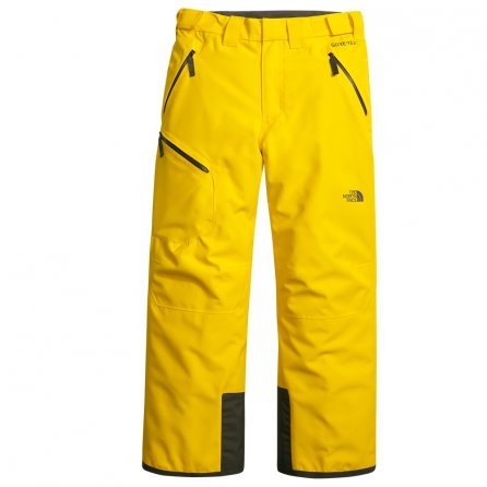 The North Face Fresh Tracks Ski Pant (Boys') - Canary Yellow