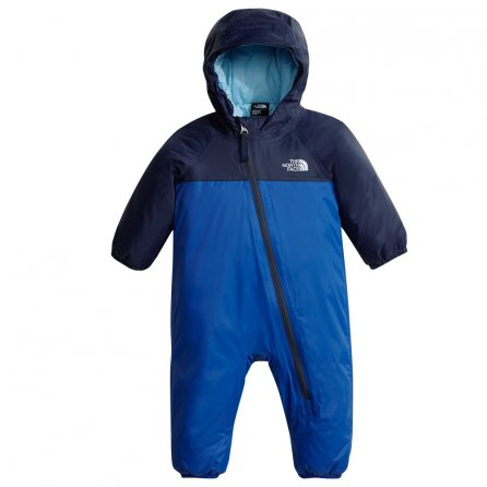 The North Face Tailout One Piece Ski Suit (Little Kids') - Bright Cobalt Blue