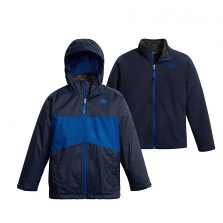 The North Face Chimborazo Triclimate Ski Jacket (Boys') - Bright Cobalt Blue
