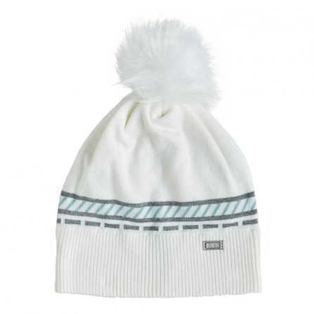 Nils Theresa Hat (Women's) - White/Grey/Celedon