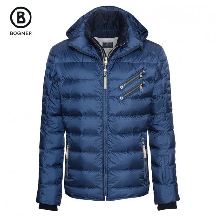 Bogner Steven-D Down Ski Jacket (Men's) - Aruba Blue