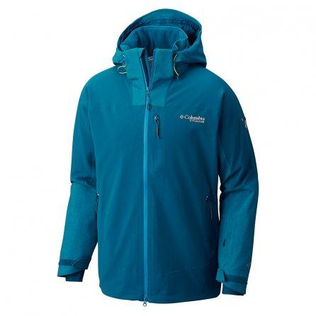 Columbia Powder Keg Ski Jacket (Men's) - Phoenix Blue