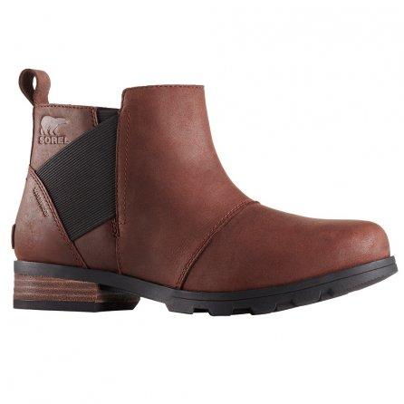 Sorel Emelie Chelsea Boot (Women's) - Redwood/Black