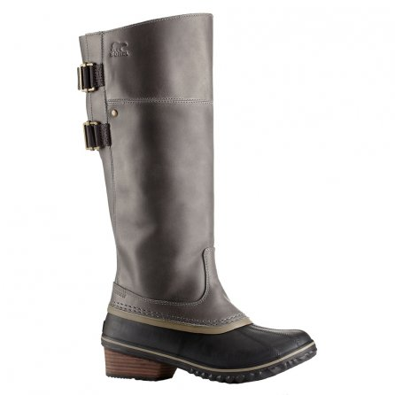 Sorel Slimpack Riding Tall II Boot (Women's) - Quarry
