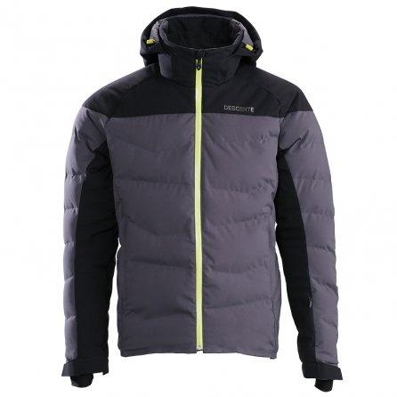 Descente Nimbus Ski Jacket (Men's) - Anthracite Gray/Black