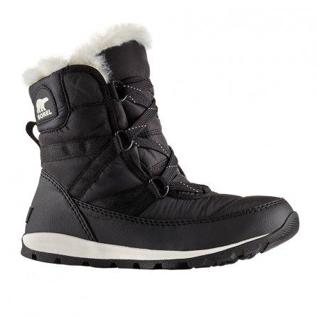 Sorel Whitney Short Lace Boot (Women's) - Black