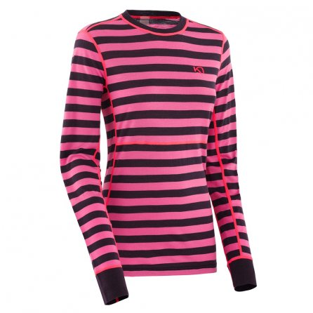 Kari Traa Ulla Long Sleeve Baselayer Top (Women's) - Mauve