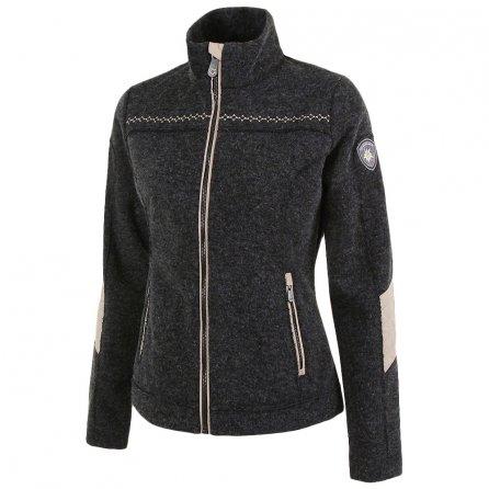 Alp-N-Rock Kitz Fleece Jacket (Women's) - Heathered Midnight