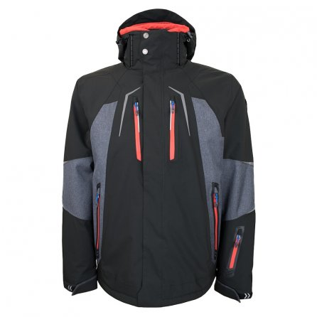 Killtec Feroi Colourblock Jacket (Men's) - Black