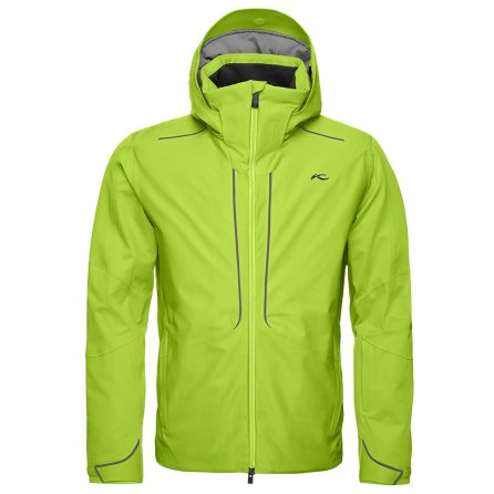 KJUS Boval Ski Jacket (Men's) - Lime Green