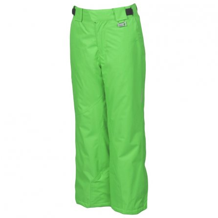 Karbon Stinger Ski Pant (Boys') - Electric Green
