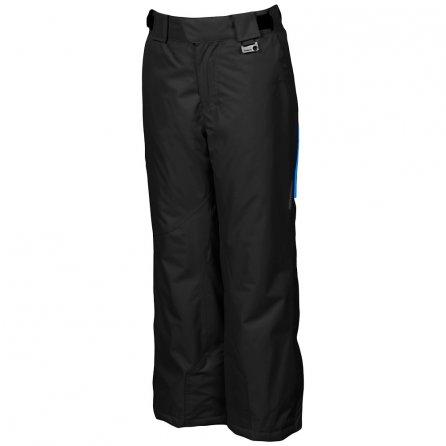 Karbon Caliper Ski Pant (Boys') - Black/Olympic Blue/Arctic White