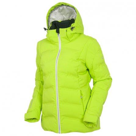 Sunice Ciara II Jacket (Women's) - Lime/Black