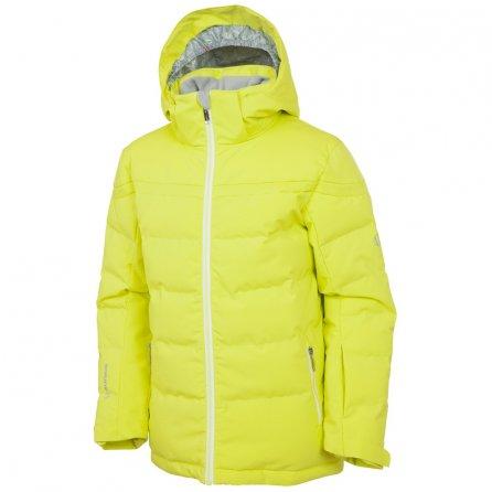 Sunice Madison Ski Jacket (Girls') - Acid Yellow