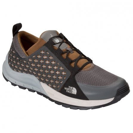 The North Face Mountain Sneakers (Men's) - Graphite Grey