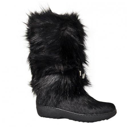 Regina Imports Anna Eco Winter Boot (Women's) - Black Faux