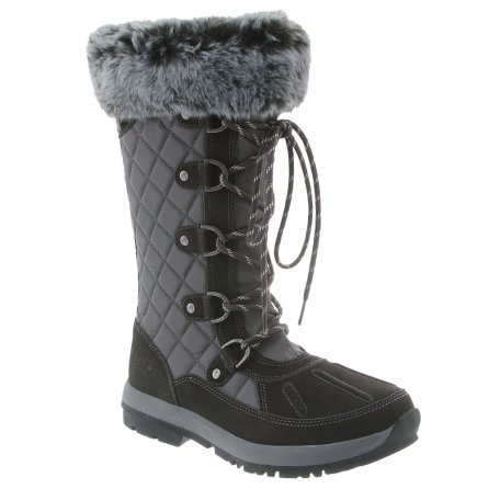 Bearpaw Quinevere Winter Boots (Women's) - Charcoal