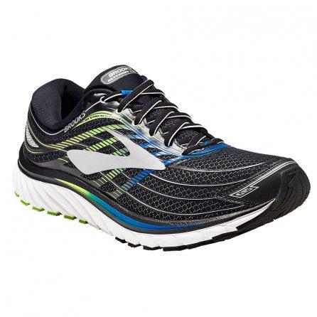 Brooks Glycerin 15 Running Shoe (Men's) - Black/Electric